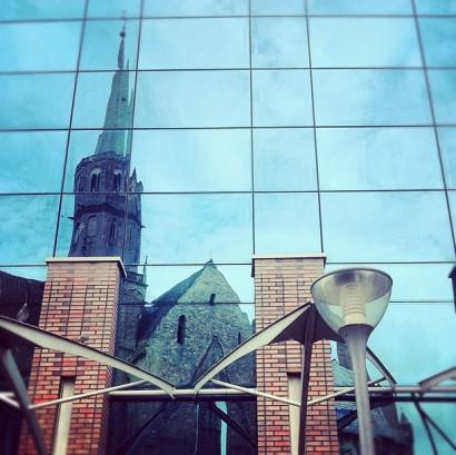 church.-wroclaw-poland