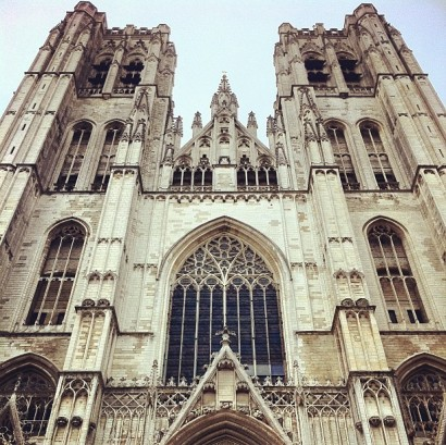 church.-brussels